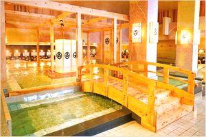 温泉の入浴料