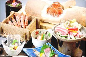 木崎温泉やなぎ荘 料理