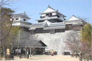 松山城の混雑状況