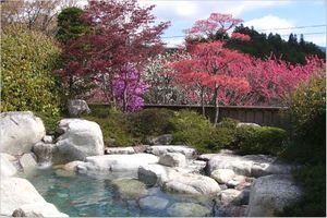 長野県の月川温泉