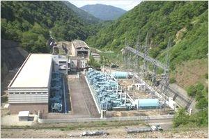 奥清津第二発電所