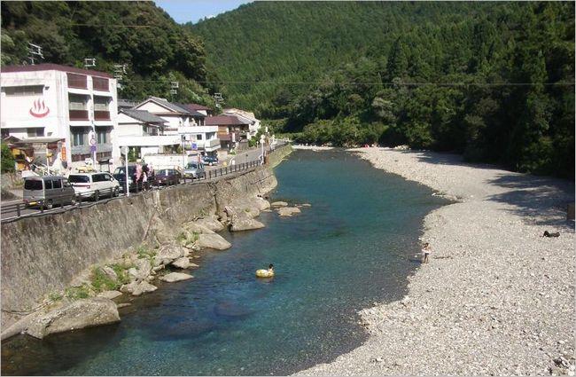 和歌山の日帰り温泉